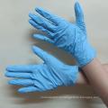 Одноразовая защитная медицинская перчатка