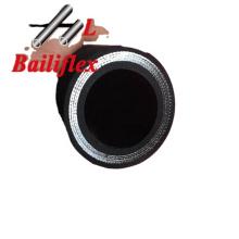 high pressure 4 layer steel wire spiral rubber hydraulic hose 4sh 4sp