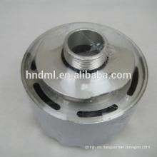D-M42 * 2 DEMALONG Suministro de aire de acero al carbono Material respirador