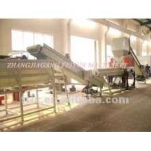 Waste Plastic Recycling & Pelletizing Production Line