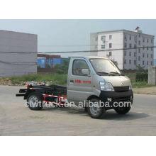 2015 China fábrica vendendo Mini Recusar Collect Truck, mini caminhão de lixo