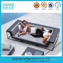 Популярные Патио Водонепроницаемый шезлонг секционный диван