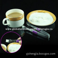 Mini Stainless Steel Coffee Sugar TongsNew