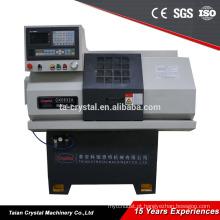 CK0632A tamanho pequeno cnc torno máquina com baixo custo