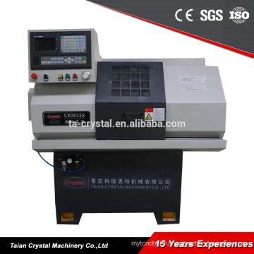 CK0632A малая дешевая машина токарного станка CNC