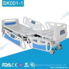 Controlo a distância Meidical ajustável elétrico da cama da terapia SK001-1 do paciente 5-Function