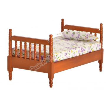 Dollhouse children's bedroom furniture bed loft