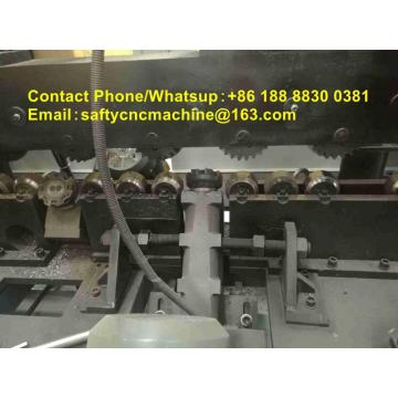Angle Steel Inner Rooting Milling Machine