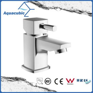 Solid Brass Body Zinc Chromed Handle Basin Faucet (AF8102-6M)