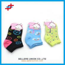 Bulk Wholesale Kids Cute Child Sock, prix de vente en gros de chaussettes pas cher