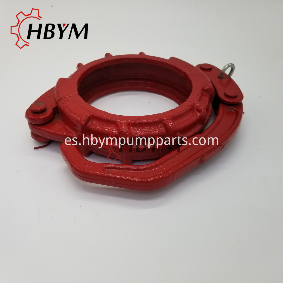 Dn125 Snap Casting Clamp 2
