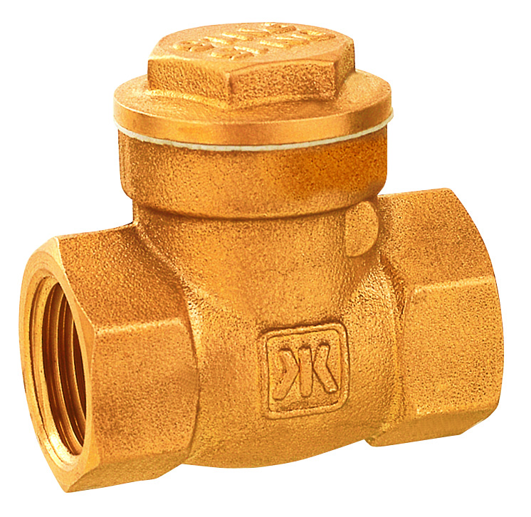 Semak Valve - Brass, Swing, Threaded