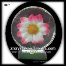 Impression photo couleur cristal Y007