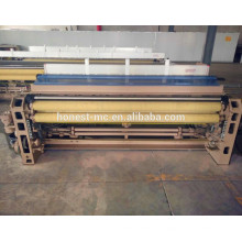 Water jet loom advantage is weaving insect net at high output
