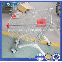 Supermarket Trolley European Style