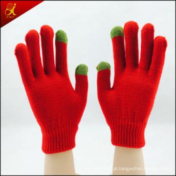 Luvas de toque de tela com preço barato