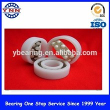White Zro2/Black Si3n4 Ceramic Deep Groove Ball Bearings (629 ZZ)