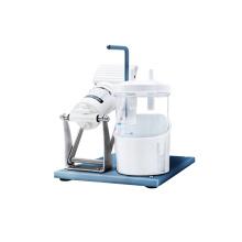 tragbare zahnärztliche Ausrüstung Medizinische Saugmaschine vom Pedaltyp