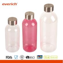2015 Bester verkaufender Großhandelspreis Bpa freie Plastiksaft-Flasche