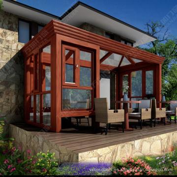 Habitación de sol de diseño único de grado superior