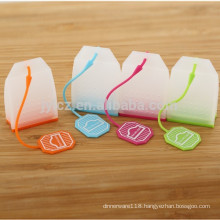 reuseable silicone tea bags