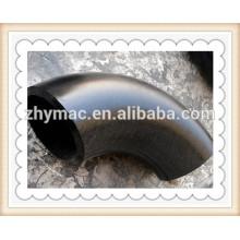 Coude de tuyau en acier au carbone forgé
