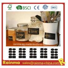 Étiquette de craie noire pour le marquage des graines de jardin