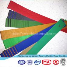 YICHEN fabrik versorgung PVC wasserdicht kommerziellen freizeit pvc-bodenbelag