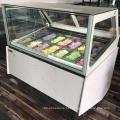 16 vitrinas de vitrine de sorvetes Pan