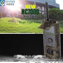 Suntek 16MP FHD 2G 3G Outdoor Infravermelho MMS Câmera de Caça SMTP com Timelapse HC700G