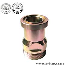 Mecanizado láser automático de acero al carbono galvanizado