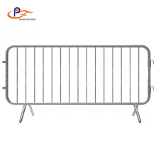 removable road crowd control barricades factory