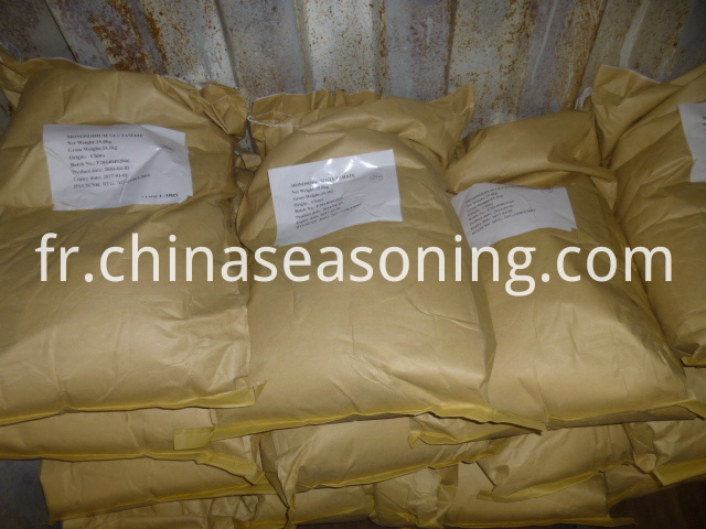 Monosodium Glutamate bag