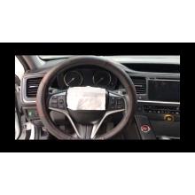 Autolenkradabdeckung mit Sicherheitsgurtabdeckungen