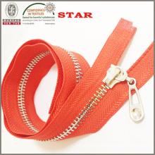 2016 Brass Zipper Manufacture for Garments