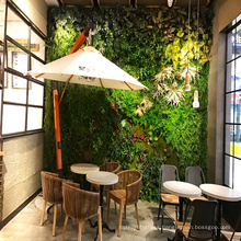 Indoor outdoor DIY green customized wall plastic for decoration