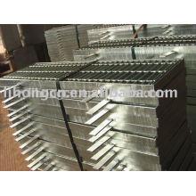 Cobertura de drenagem de metal, Grade de drenagem de metal, Trench de metal, grade de trinche metálica