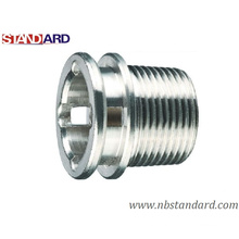 PPR Male Insert Brass Fitting with Male Thread