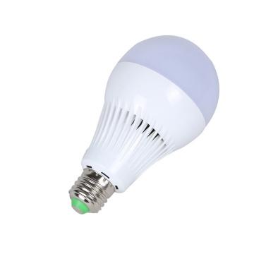 estilo vintage blanco cálido color claro rgbw emergencia led 7w bombilla