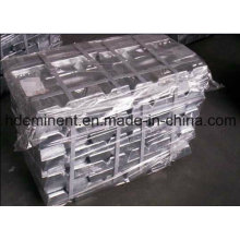 Manufacturer for 99.95% Zinc Ingots/ Pure Zinc Ingot