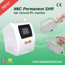 N6c Shr IPL Fast Permanent Depilation 2000W IPL Laser Haarentfernung Maschine