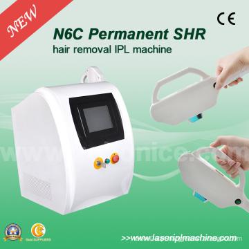 N6c Shr IPL Depilação Permanente Rápida 2000W IPL Laser Hair Removal Machine