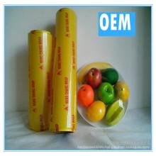 FDA/Rohs Food Package Film PE Stretch Film PE Cling Film