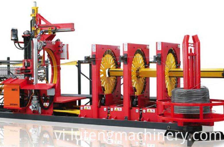 Cage Welder Machine