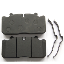 Safe truck brake pads of auto parts