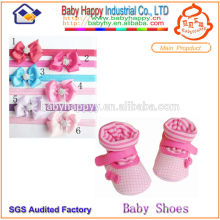 High Quality Baby Shoe Socks and headband
