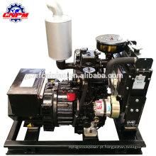 alta qualidade venda quente preço de fábrica 15kw gerador diesel