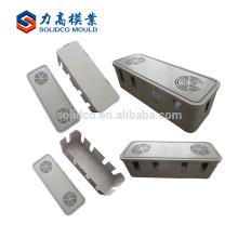 Wholesale populaire style en plastique injection TV batterie boîte moule