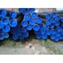 DIN1629 St44 Seamless Steel Pipe for Exporting Italy