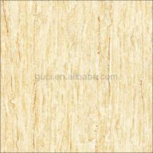 Carreaux de prix de carreaux de sol 80 x 80 pour les carreaux de sol en marbre anti-dérapant chinois